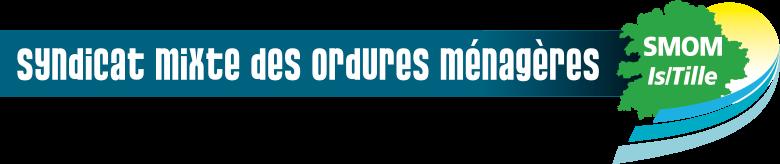 Syndicat Mixte des Ordures Ménagères Logo